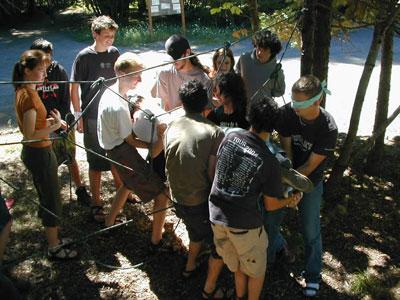 Summer Renewal & Re-union at Breitenbush Hot Springs